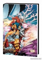 X-MEN: BISHOP'S CROSSING HC