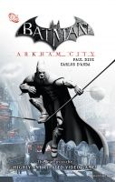BATMAN: ARKHAM CITY TP