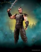 BATMAN: ARKHAM CITY: SERIES 3 ACTION FIGURES RA'S AL GHUL