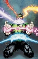 GREEN LANTERN: NEW GUARDIANS #12