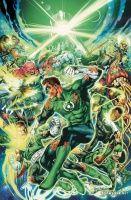 GREEN LANTERN: WAR OF THE GREEN LANTERNS TP