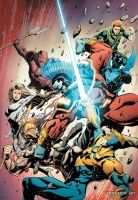 JUSTICE LEAGUE INTERNATIONAL ANNUAL #1