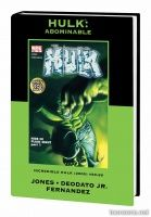 HULK: ABOMINABLE PREMIERE HC — VARIANT EDITION VOL. 106 (DM ONLY)