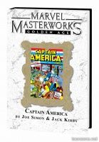 MARVEL MASTERWORKS: GOLDEN AGE CAPTAIN AMERICA VOL. 1 TPB — VARIANT EDITION VOL. 43 (DM ONLY)