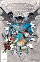 BATMAN, INCORPORATED #0