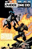 THE BATMAN/JUDGE DREDD COLLECTION HC