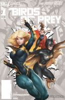 BIRDS OF PREY #0