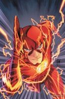 THE FLASH VOL. 1: MOVE FORWARD HC