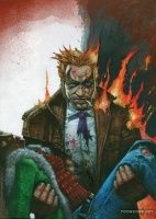 HELLBLAZER: THE DEVIL'S TRENCH COAT TP