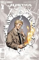 JUSTICE LEAGUE DARK #0