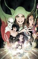 JUSTICE LEAGUE DARK VOL. 1: IN THE DARK TP