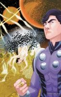 LEGION: SECRET ORIGIN TP