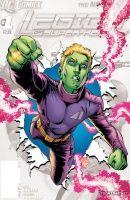 LEGION OF SUPER-HEROES #0
