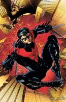 NIGHTWING VOL. 1: TRAPS AND TRAPEZES TP