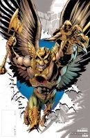 THE SAVAGE HAWKMAN #0