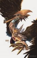 THE SAVAGE HAWKMAN VOL. 1: DARKNESS RISING TP