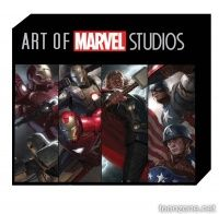ART OF MARVEL STUDIOS TPB SLIPCASE
