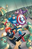 Marvel Universe AVENGERS: EARTH'S MIGHTIEST HEROES #6