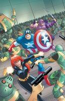 Marvel Universe AVENGERS: EARTH'S MIGHTIEST HEROES #6