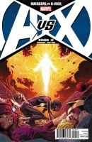 AVENGERS VS X-MEN #12 (of 12)
