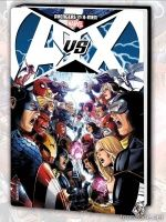 AVENGERS VS. X-MEN HC CHEUNG COVER