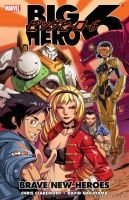 BIG HERO 6: BRAVE NEW HEROES #1