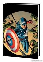 CAPTAIN AMERICA BY ED BRUBAKER VOL. 3 PREMIERE HC