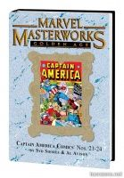 MARVEL MASTERWORKS: GOLDEN AGE CAPTAIN AMERICA VOL. 6 HC — VARIANT