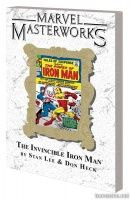 MARVEL MASTERWORKS: THE INVINCIBLE IRON MAN VOL. 2 TPB — VARIANT EDITION VOL. 45 (DM ONLY)