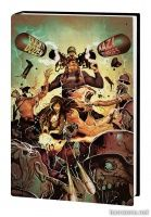 MARVEL ZOMBIES DESTROY! HC