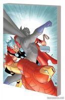 MARVEL UNIVERSE AVENGERS: EARTH'S MIGHTIEST HEROES COMIC READER #3