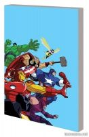 MARVEL UNIVERSE AVENGERS EARTH'S MIGHTIEST HEROES VOL. 1 DIGEST