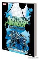 SECRET AVENGERS: RUN THE MISSION, DON'T GET SEEN, SAVE THE WORLD TPB