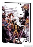 WOLVERINE & THE X-MEN BY JASON AARON VOL. 3 PREMIERE HC