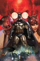 BATMAN: ARKHAM UNHINGED HC