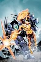 THE FURY OF FIRESTORM, THE NUCLEAR MEN #13
