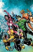 GREEN LANTERN: NEW GUARDIANS #13