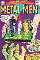THE METAL MEN ARCHIVES VOL. 2 HC