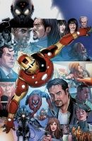 THE INVINCIBLE IRON MAN #527