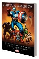 MARVEL MASTERWORKS: CAPTAIN AMERICA VOL. 2 TPB