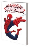 MARVEL UNIVERSE ULTIMATE SPIDER-MAN VOL. 1 DIGEST