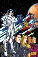 SPACE KNIGHTS #1 (OF 3)