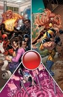 WOLVERINE & THE X-MEN #18 & 19