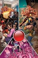 WOLVERINE & THE X-MEN #18 & 19