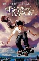 THE BOOKS OF MAGIC DELUXE EDITION HC