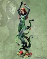 DC COMICS COVER GIRLS: POISON IVY STATUE