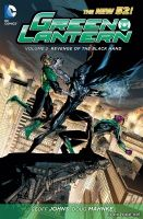 GREEN LANTERN VOL. 2: REVENGE OF THE BLACK HAND HC