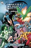 JUSTICE LEAGUE OF AMERICA: OMEGA TP