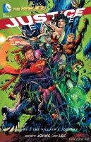 JUSTICE LEAGUE VOL. 2: THE VILLAIN'S JOURNEY HC