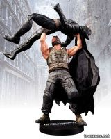 THE DARK KNIGHT RISES: BATMAN VS. BANE 1:6 SCALE ICON STATUE